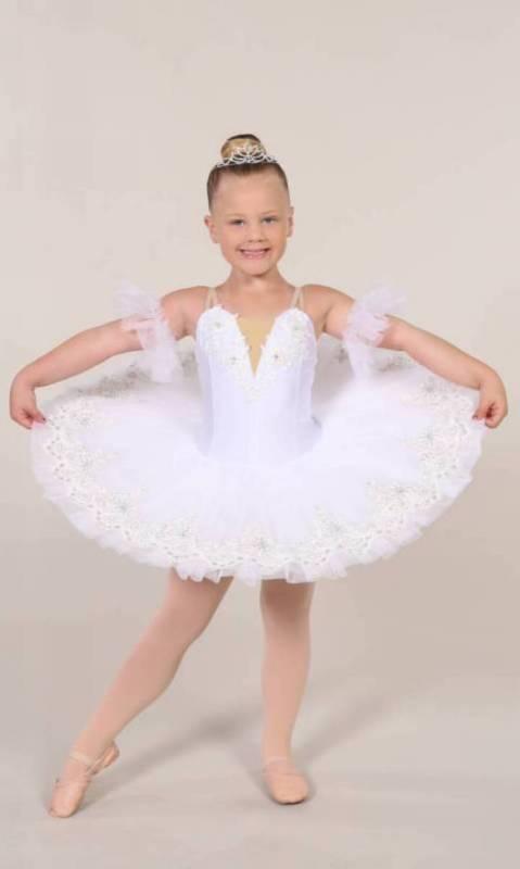 ANNA - PANCAKE tutu  Dance Costume