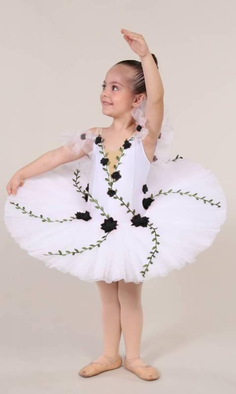 ROSANNA - PANCAKE TUTU  Dance Costume