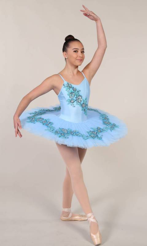 SYLVIA - PANCAKE TUTU  Dance Costume