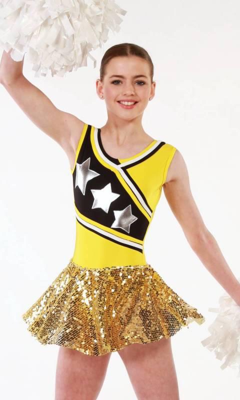 CHEER STAR  Dance Costume