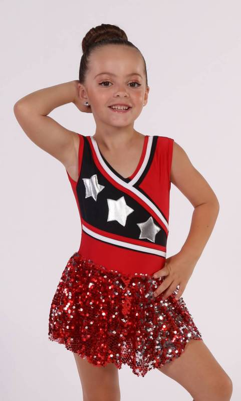 CHEER STAR  Dance Costume