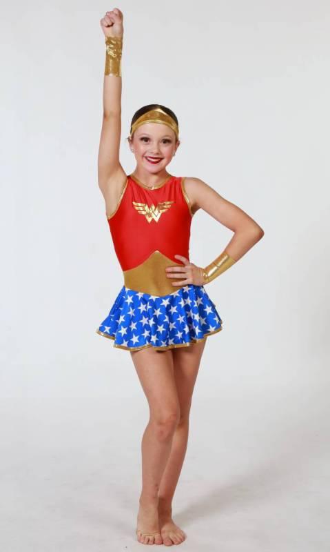 I NEED A HERO  Dance Costume