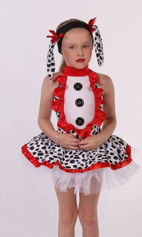 101 DALMATION Dance Costume