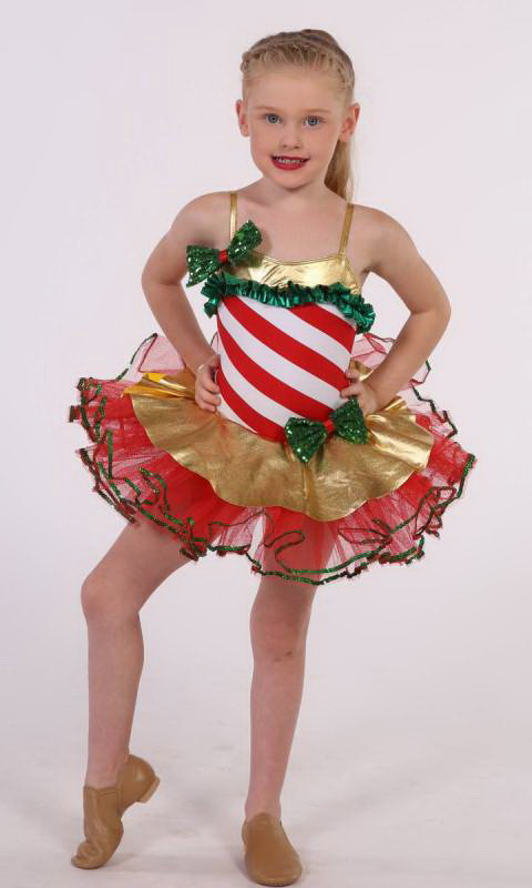JINGLE BELLS  Dance Costume