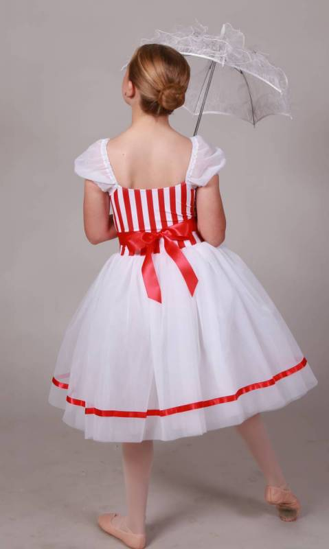SPOONFUL OF SUGAR  - Red and white
