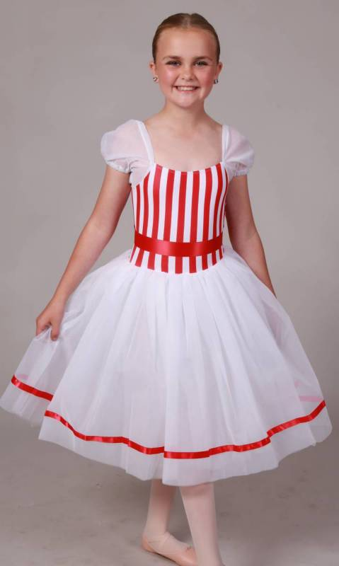 SPOONFUL OF SUGAR  Dance Costume