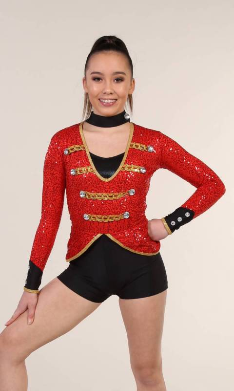 RINGMASTER - jacket only Dance Costume