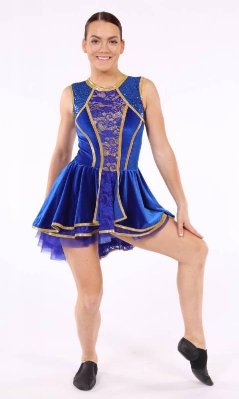 ROYAL  Dance Costume