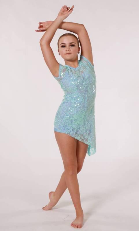 TIANA  Dance Costume
