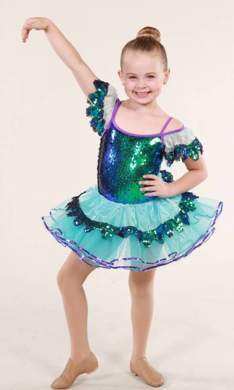FANFARE  Dance Costume