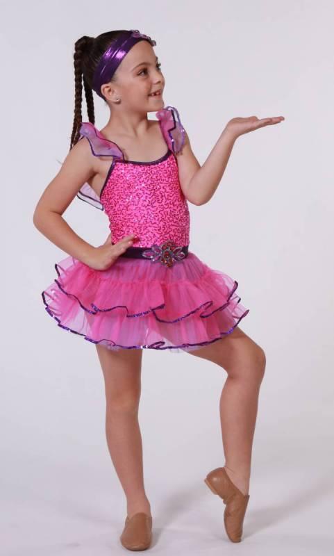 ROCKSTAR - Hair Accessory Dance Costume