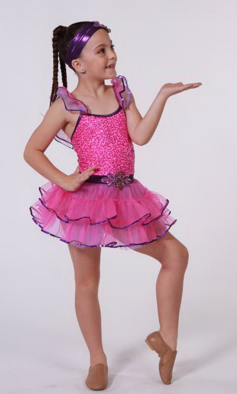 ROCKSTAR - Hair Accessory Dance Costume