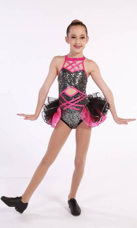 BROADWAY SHUFFLE Dance Costume