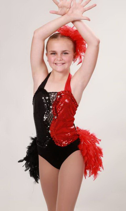 NEW ORLEANS  Dance Costume