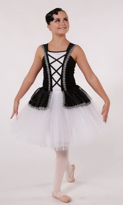 ENCHANTED - Romantic Tutu Dance Costume