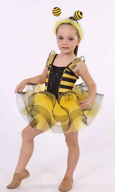 HONEY BEE Dance Costume