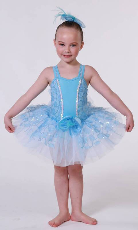 SWEET AND LOVELY plus hair accessory Dance Costume