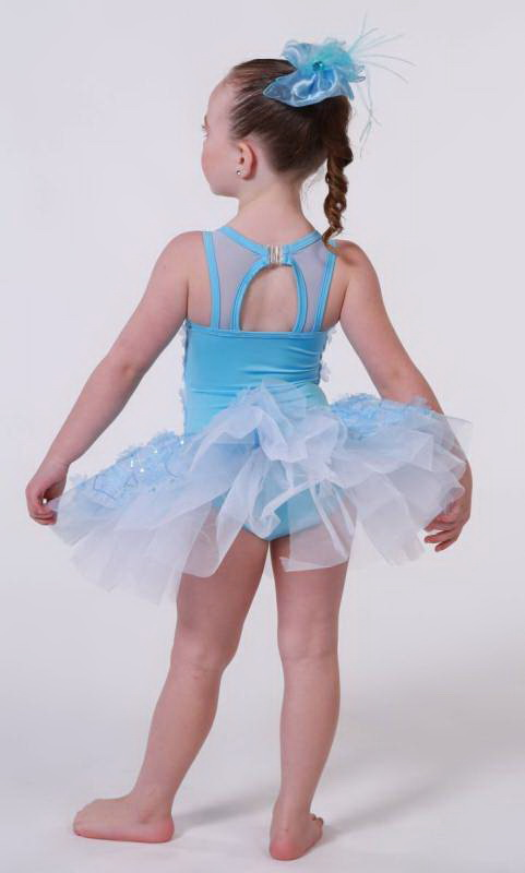 SWEET AND LOVELY plus hair accessory - Blue