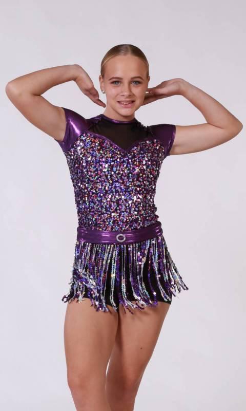 SHIMMY SHAKE  Dance Costume