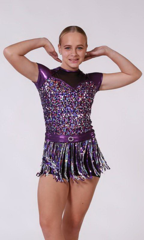 SHIMMY SHAKE  Dance Costume