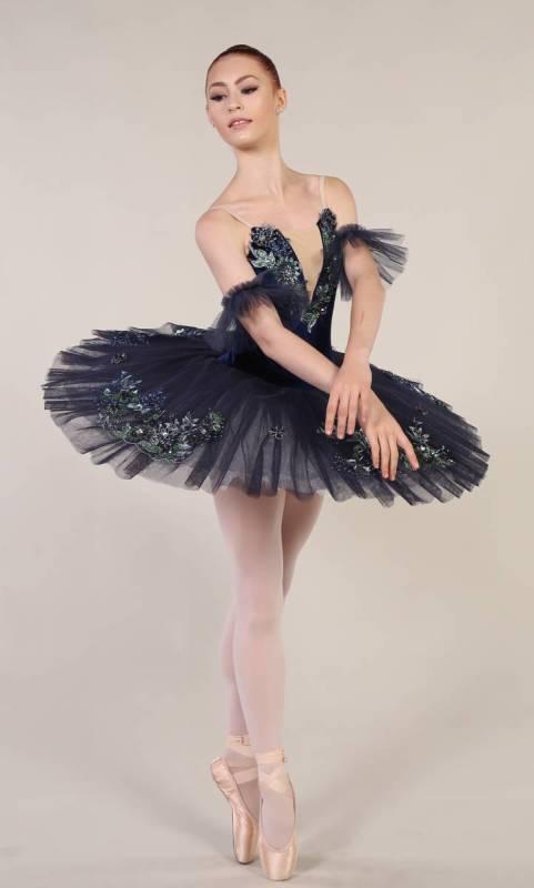 SERENADE - PANCAKE TUTU - MTO Dance Costume