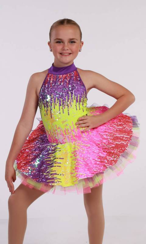FRUIT LOOPS  Dance Costume