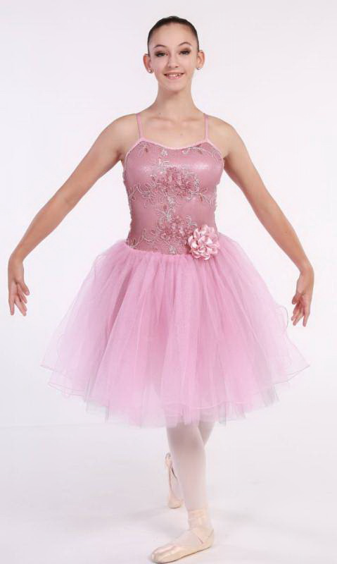 FLORAL DREAMS  - Pink