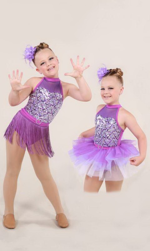 SHAKE 3 FOR 1 + Hair Accessory Dance Costume