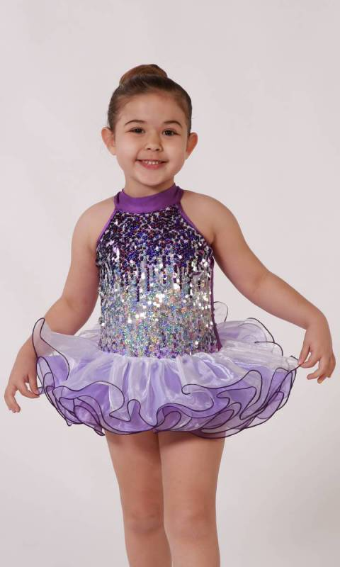 TWIRLY POP Dance Costume