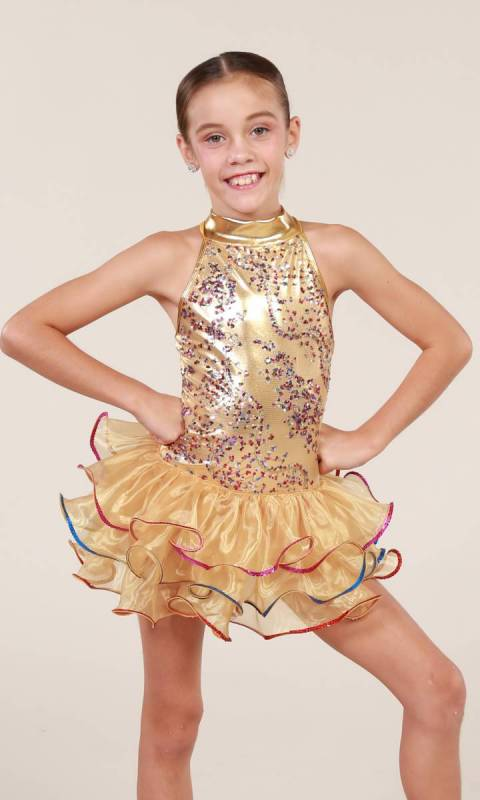 SPICEY AND SWEET  Dance Costume