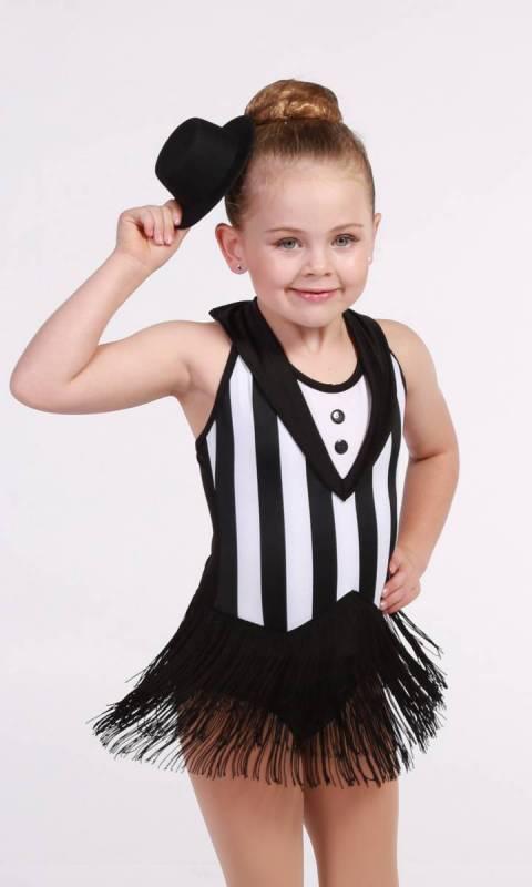 BLACKBIRD  - Black and White stripe