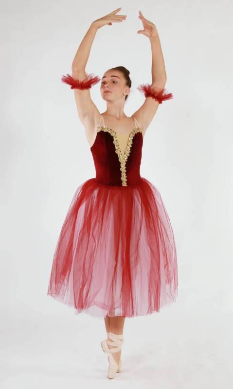 CASSANDRA - Romantic Dance Costume