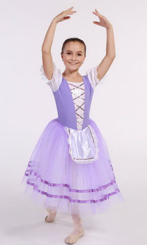 COUNTRY MAID - Romantic Tutu Dance Costume