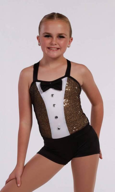 BARE NECESSITIES - SHORTARD Dance Costume