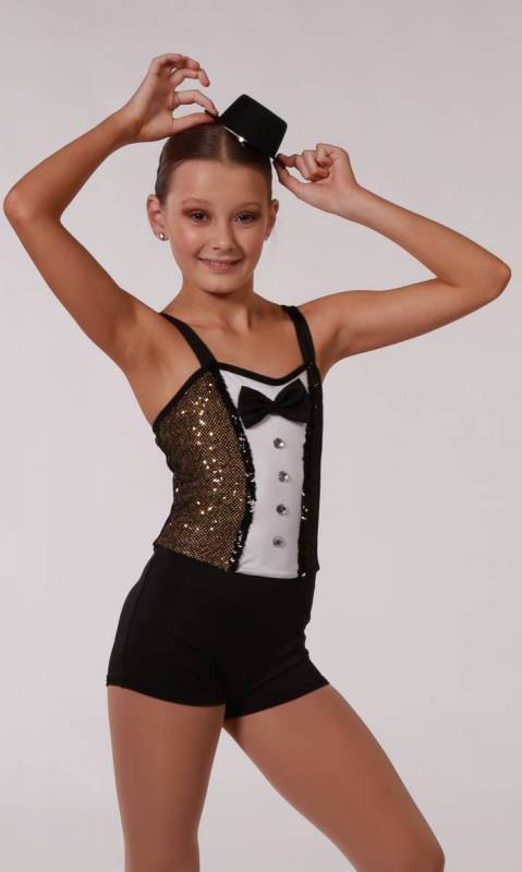 BARE NECESSITIES - Dance Acro costume Dance Costume