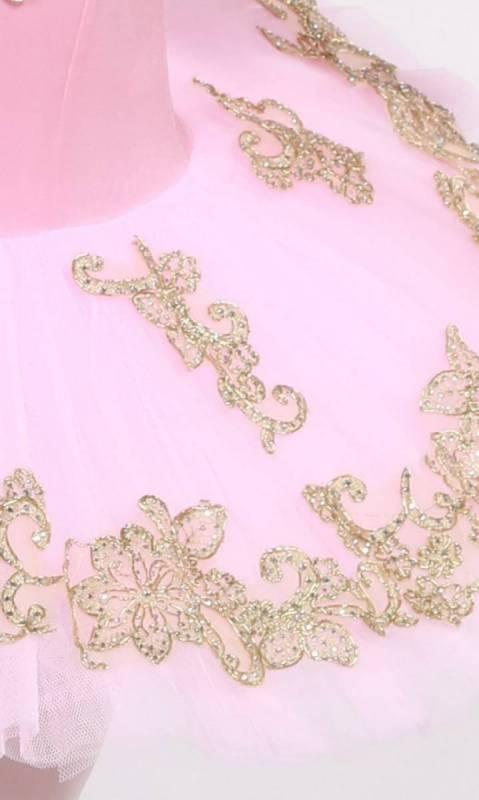 AURIELLA - PANCAKE TUTU  - Pink