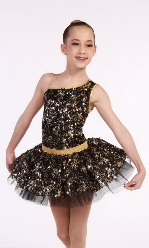 PARTY GIRL Dance Costume