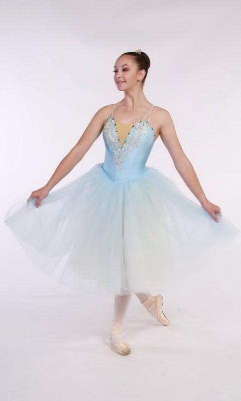MEGHAN - romantic tutu Dance Costume
