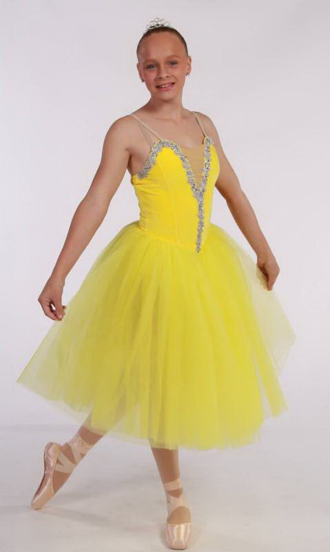GABRIELLE  -�Romantic tutu  � Dance Costume