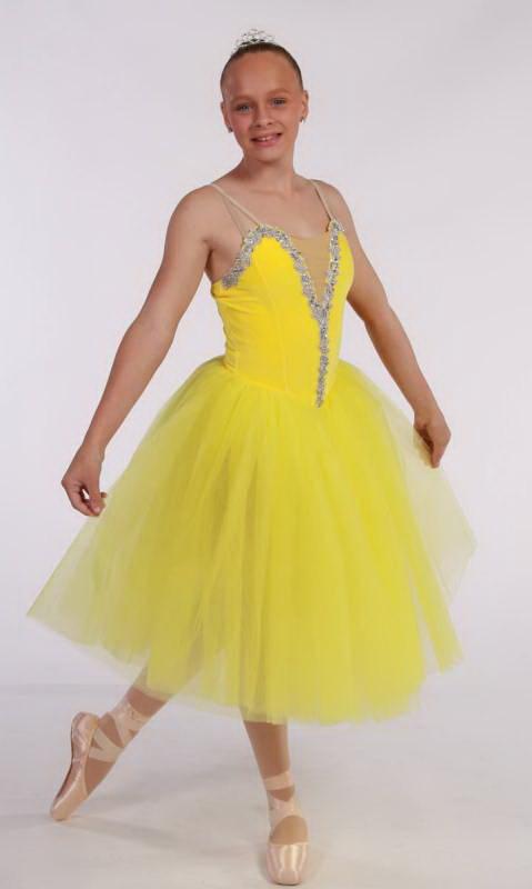GABRIELLE  -�Romantic tutu  � Dance Costume