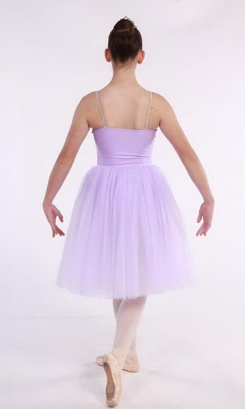 GABRIELLE  - Romantic tutu - Lilac