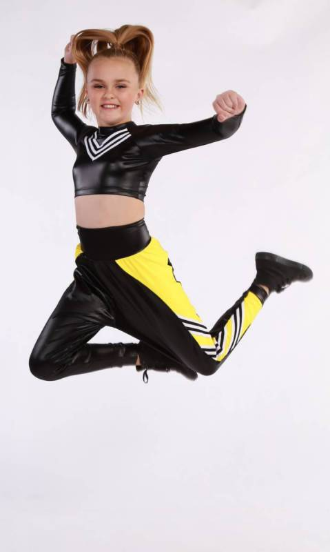 EXTREME  - Black and Yellow
