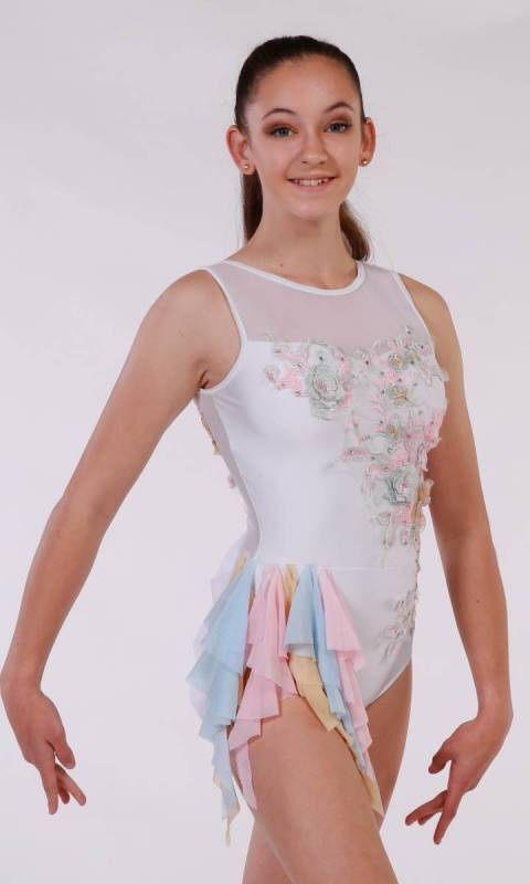 LIGHT HEARTED Dance Costume