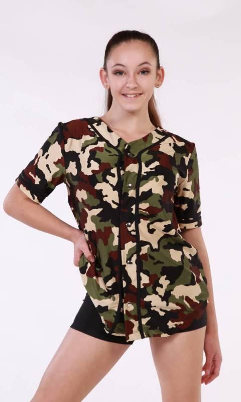 Camouflage Lycra