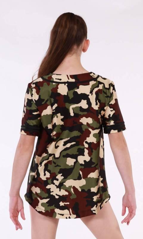 HOME RUN  - Camouflage Lycra