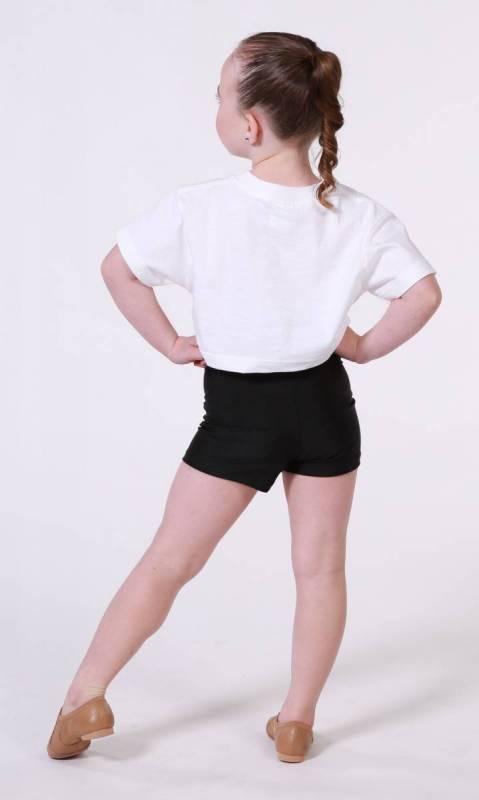 CROP T SHIRT  - White