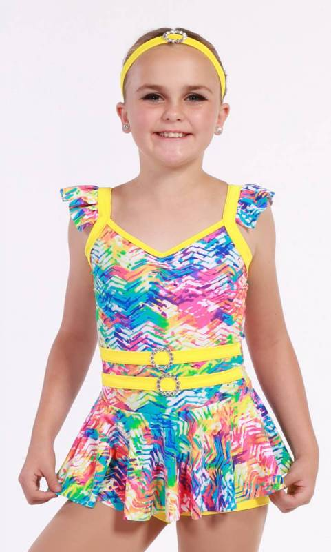 FUN VIBE  Dance Costume