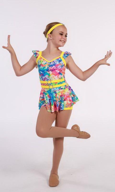 FUN VIBE  Dance Costume