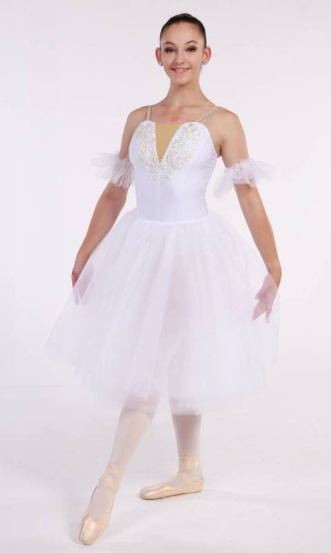 LE SYLPHIDE - Romantic tutu  Dance Costume