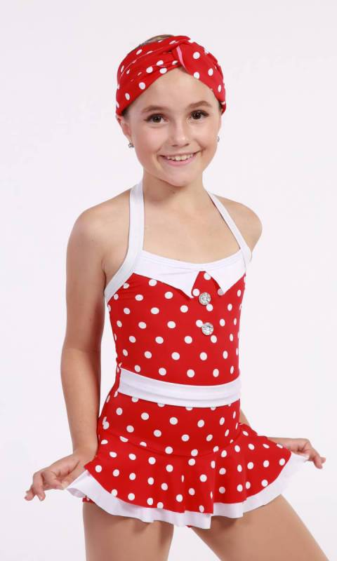 DOTTY COSSIE  Dance Costume